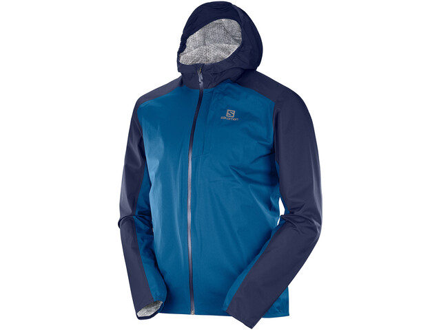 Salomon Bonatti WP Chaqueta Hombre, night sky/poseidon